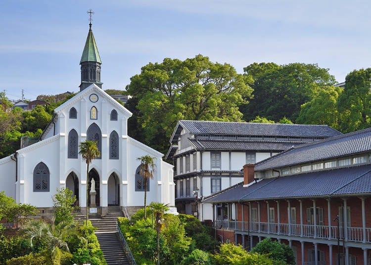 20. Ōura Church / Oura Cathedral