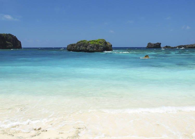 1.中之島海灘