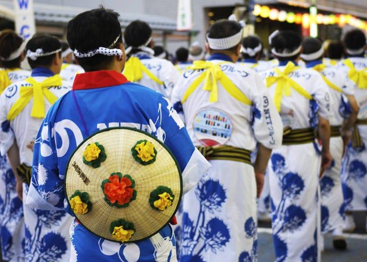2.山形花笠祭