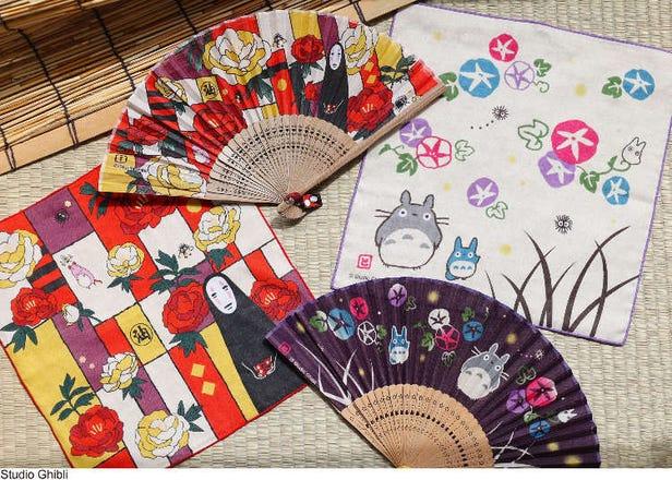 일본 인기 캐릭터의 변신! 일본스타일 잡화 4가지