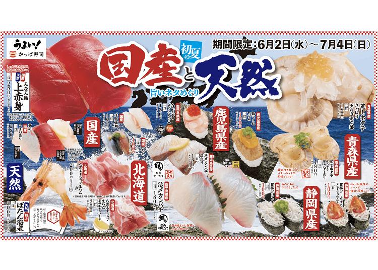 【河童壽司】新鮮Q彈吃得到!當季食材聯合與高級醋飯強勢出擊