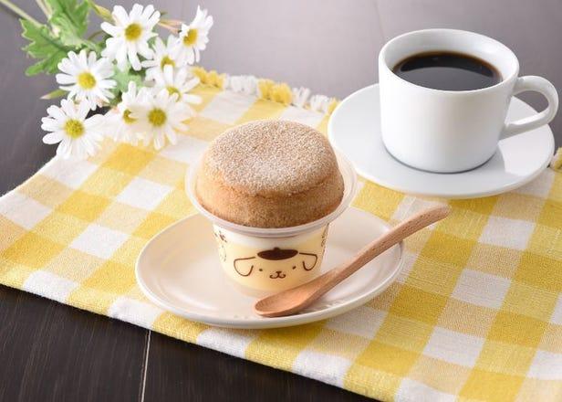 布丁狗、皮卡丘、糊塗塌客都變成甜點啦!日本可愛爆棚夏季甜品推薦3選