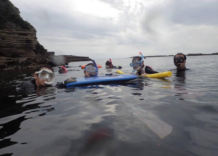 3. Chiba Prefecture's Katsuura Beach: Kid-Friendly Snorkeling in Shallow Waters