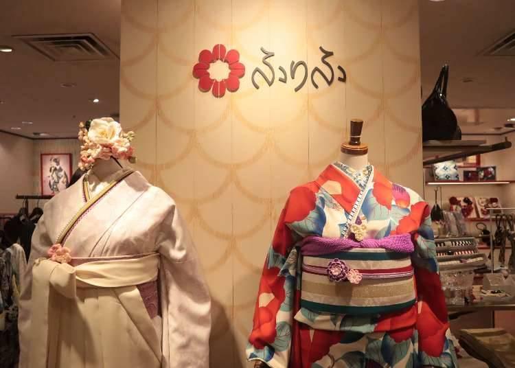 We Interviewed the Kimono Brand Furifu
