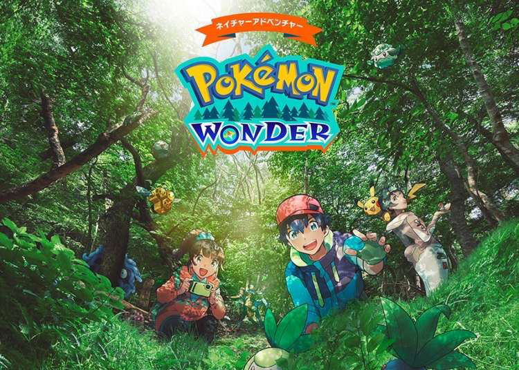 Pokémon WONDER: The Gorgeous New Nature Adventure in Tokyo You'll Love!