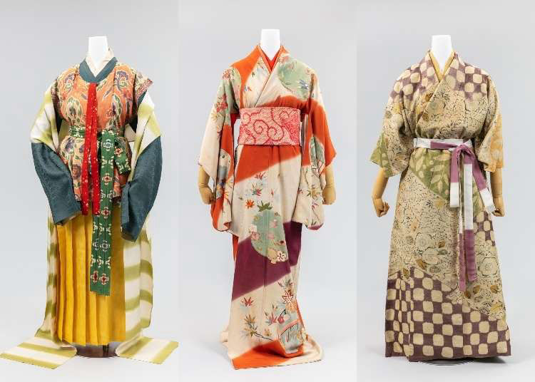 Tokyo Museum Brings 1,500 Years of Women's Clothing to Life at Japanese Fashion Exhibit