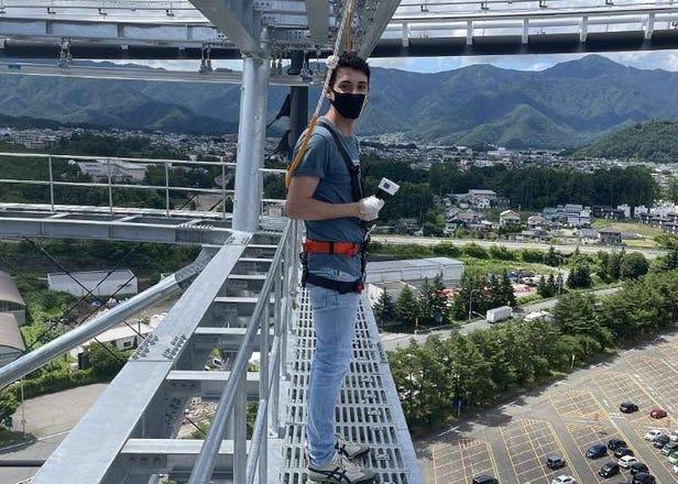 空中散步超刺激!富士急樂園最新設施體驗搶先看【2021最新】