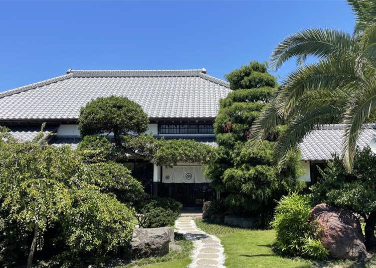Samurai Luxury: Rent An Entire 400-year-old Renovated Ryokan In Chiba's Heartland