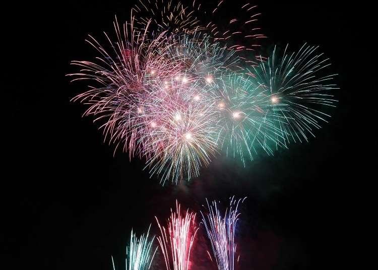 Enjoy Saitama City's Fabulous '#StayHome' Fireworks Festival Online! (Aug 28)
