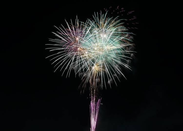 Enjoy Online! Saitama City #StayHome Fireworks Festival
