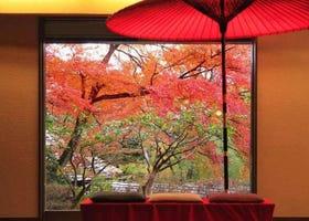 極上の秋景色!お部屋から紅葉を楽しめる絶景おこもり宿3選【東京近郊編】