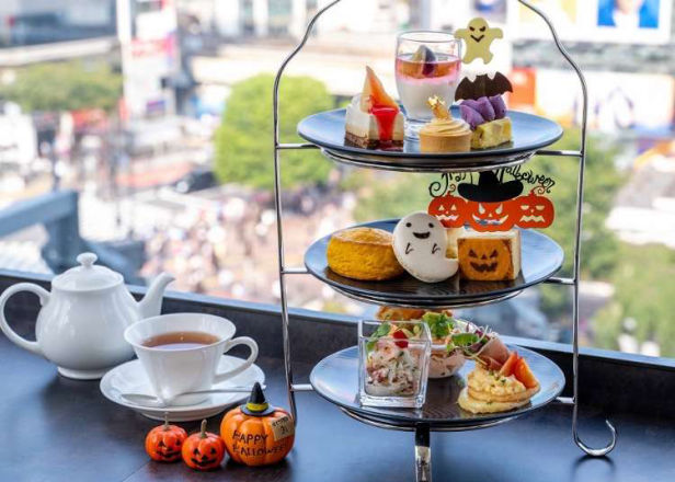 Top 5 Halloween-Themed Afternoon Tea in Tokyo: Enjoy Mummy and Ghost Shaped Sweets at Luxury Hotels!