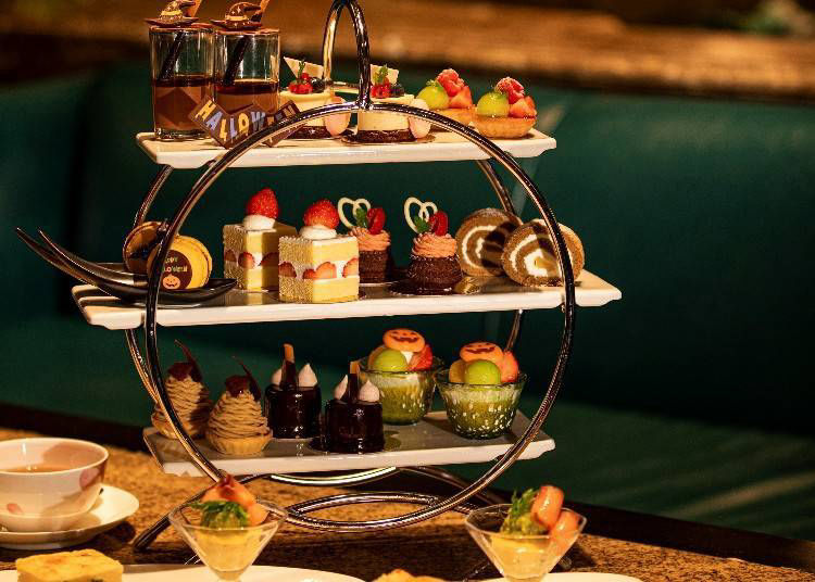 2. Hotel East 21 Tokyo: Delight in Adorable Petit Gateaux Sets & Take-Home Halloween Goodie Bags