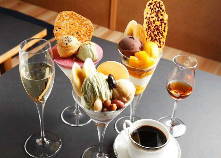 Hokkaido Desserts: Sapporo's 'Shime Parfait' Is All the Rage (Here's Why You'll Want it Too)!