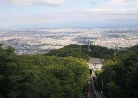 홋카이도 3대 야경중 삿포로 야경은 모이와야마 전망대!