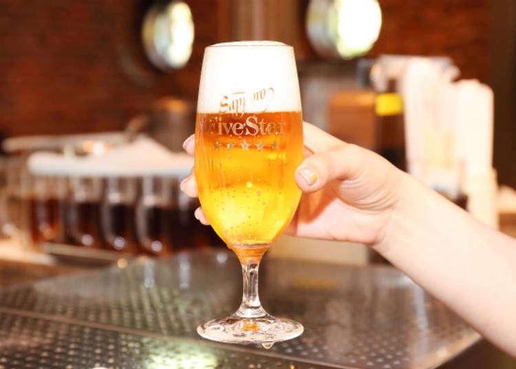 삿포로 맥주 박물관 볼거리와 삿포로 맥주원에서 맛보는 징기스칸!