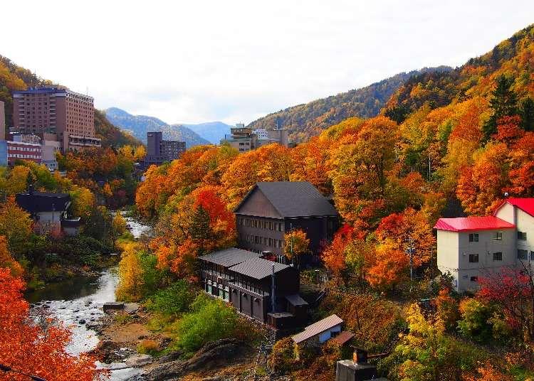 Hokkaido Day Trip: Under 1 hour from Sapporo! Enjoy the hot springs of Jozankei