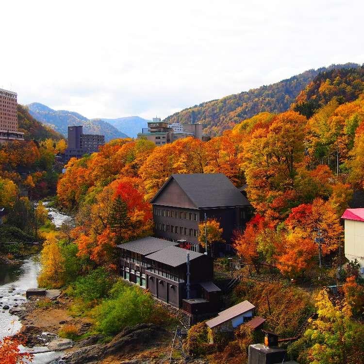 从札幌出发只要50分钟!定山溪温泉&午餐小旅行