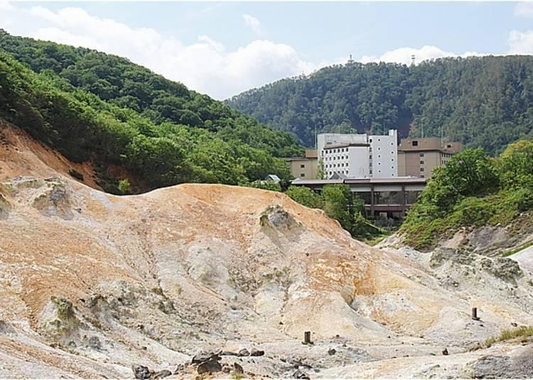 Dai-ichi Takimotokan Hotel: Onsen Heaven Next To Hell Valley
