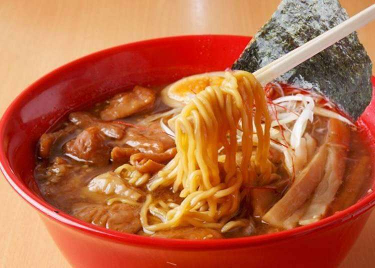 Ramen the Japanese Rave About: 3 Must-visit shops in Hokkaido's Asahikawa - LIVE JAPAN