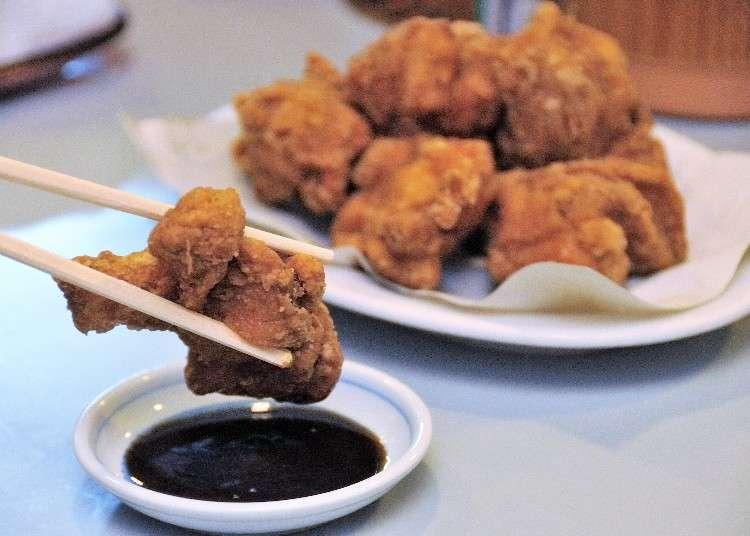 北海道人的灵魂美食「带骨炸鸡」和「甜辣酱炸鸡」跟一般炸鸡哪里不同!?