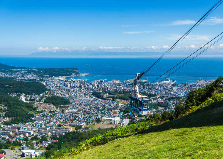 Complete Hokkaido Trip Itinerary: Exploring Sapporo, Otaru, Noboribetsu and Lake Toya! - LIVE JAPAN