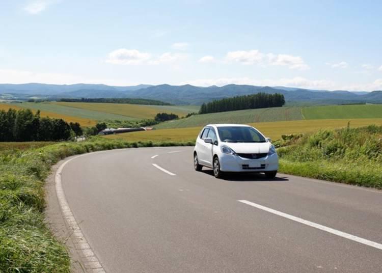 札幌到富良野美瑛行程④美瑛→移動回到札幌(汽車:約166km、鐵路:2時間〜)