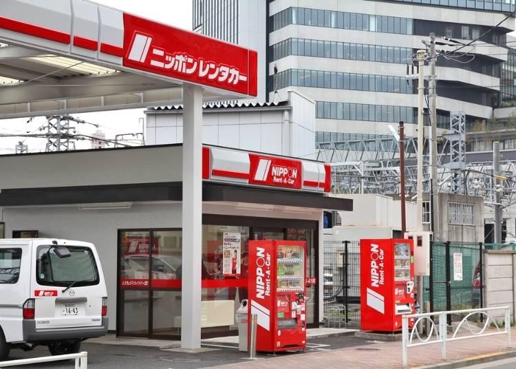 ポイント1)北海道旅行でレンタカーの利用方法ガイド