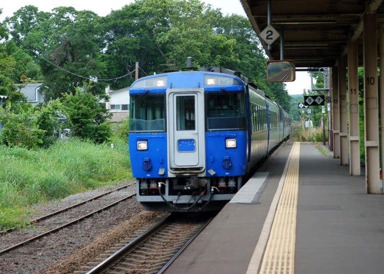 環遊北海道時你絕對要知道的資訊和攻略【電車&公車篇】