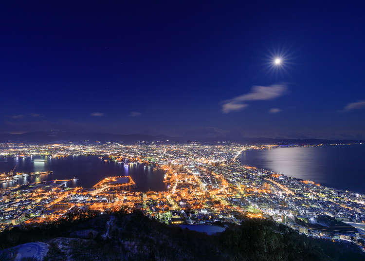 Seafood, Sun and Shopping: Making the Most of Hakodate, Hokkaido's Picturesque Town!