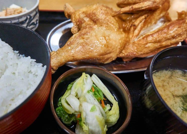小樽推薦美食③炸半雞