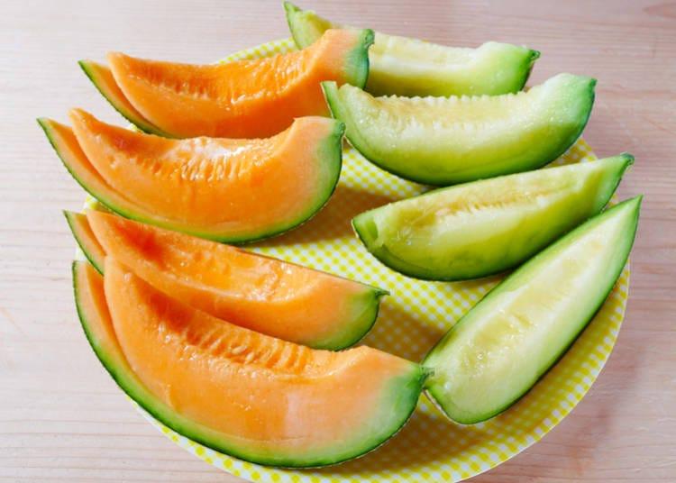 3. Melon sweets