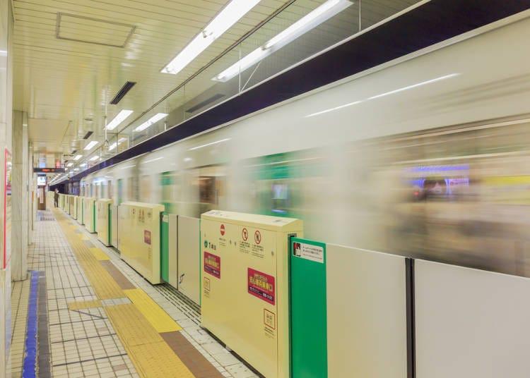 1. 坐地铁游札幌超方便!事先必须知道的3点