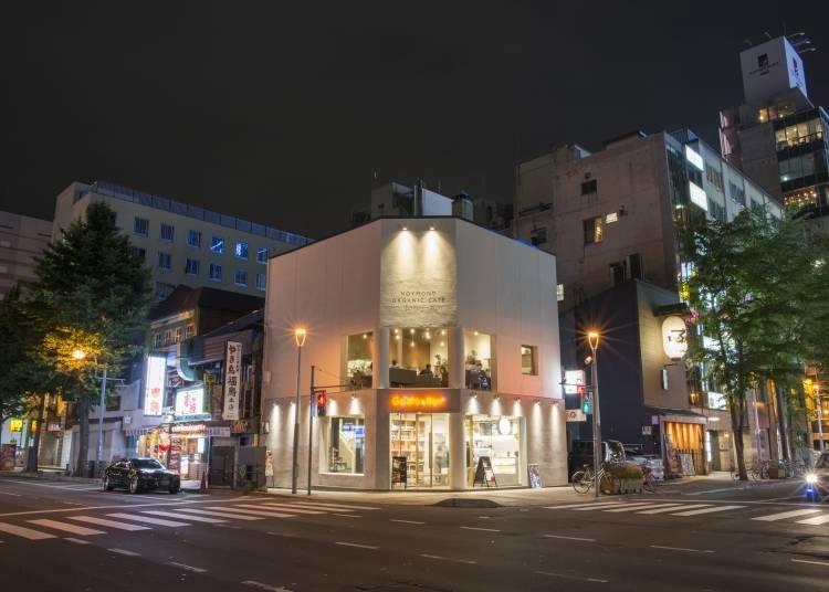 3. Noymond Organic Cafe: Get a Bite At Sapporo's Popular Cafe!