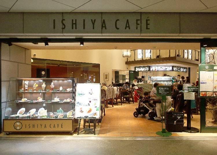銘菓「白い恋人」のソフトクリームがここに! 「ISHIYA CAFÉ(イシヤカフェ)」