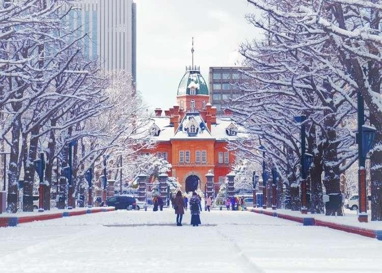 北海道自由行必看!札幌旅遊時你不能錯過的5大必訪推薦景點