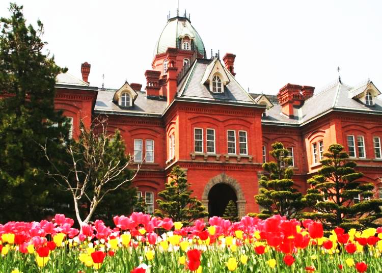 札幌観光で外せない! 見るべき定番の観光スポット5選