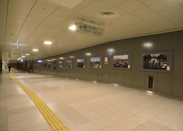 8. Sapporo Ekimae-dori Underground Walkway (Chi-Ka-Ho)