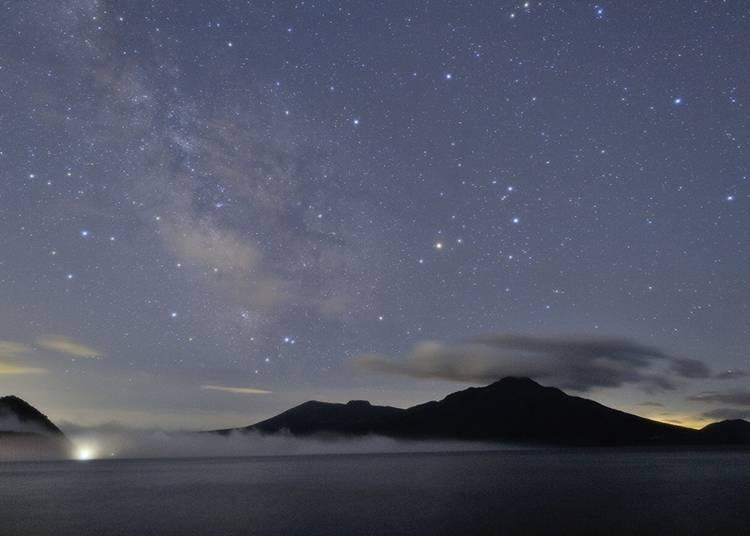 9. Lake Shikotsu