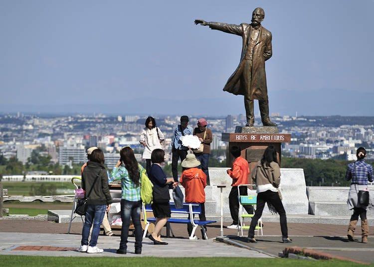 6. Sapporo Hitsujigaoka Observation Hill