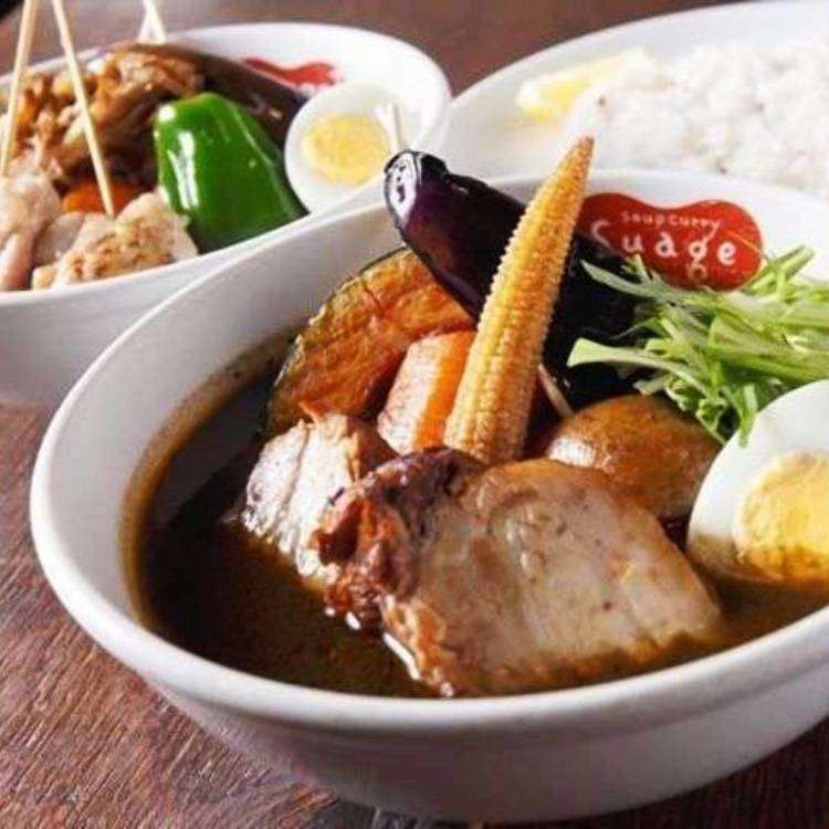 Hokkaido Locals Recommend: 3 Must-Eat Soup Curry Shops in Sapporo!