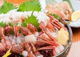 北海道札幌7間海鮮居酒屋:螃蟹、生魚片、海鮮丼飯等應有盡有!