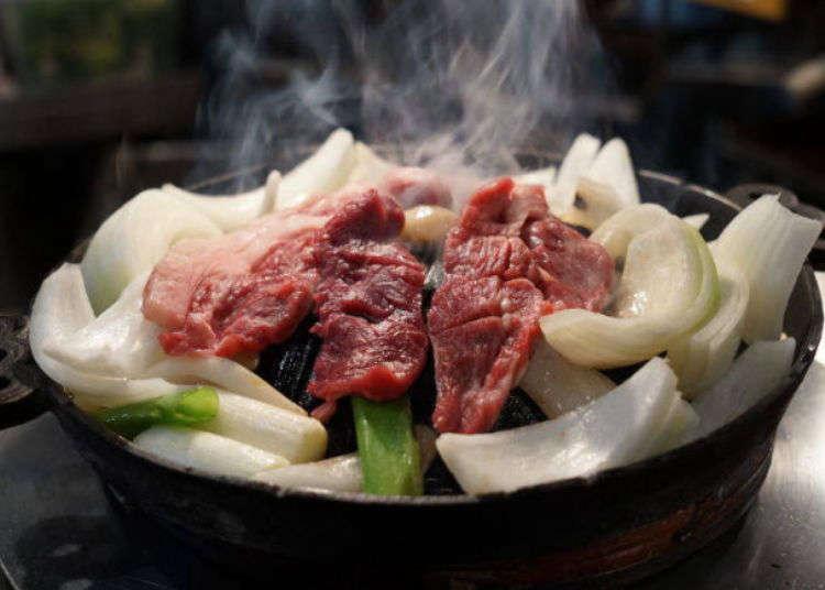 来到札幌就算大排长龙也要吃一次!精选5家成吉思汗蒙古烤肉专门店!