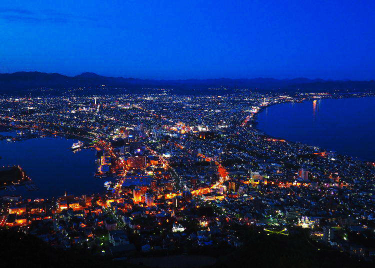 Japan's Third-Best Night View: Discover Mt. Hakodate Ropeway And Its Spectacular Scenery!