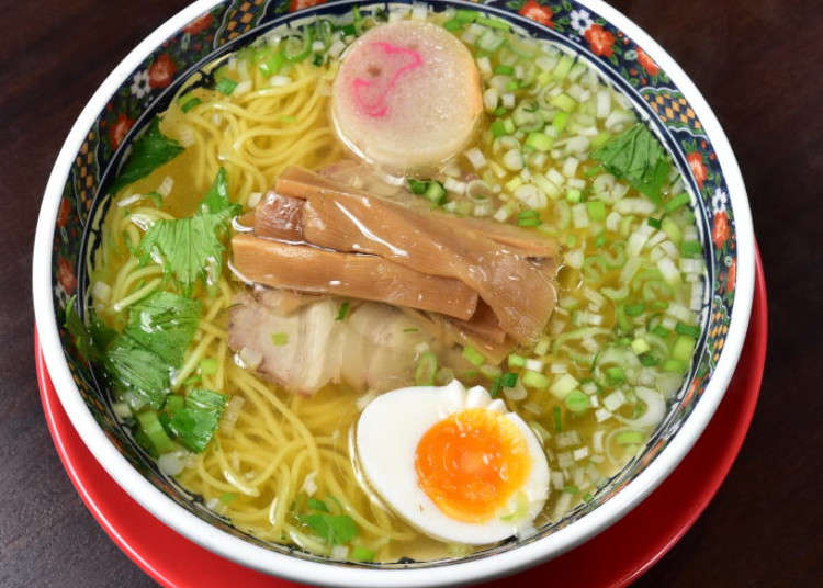 3 Must-Try 'Shio' Ramen Shops That'll Make You Never Want To Leave Japan