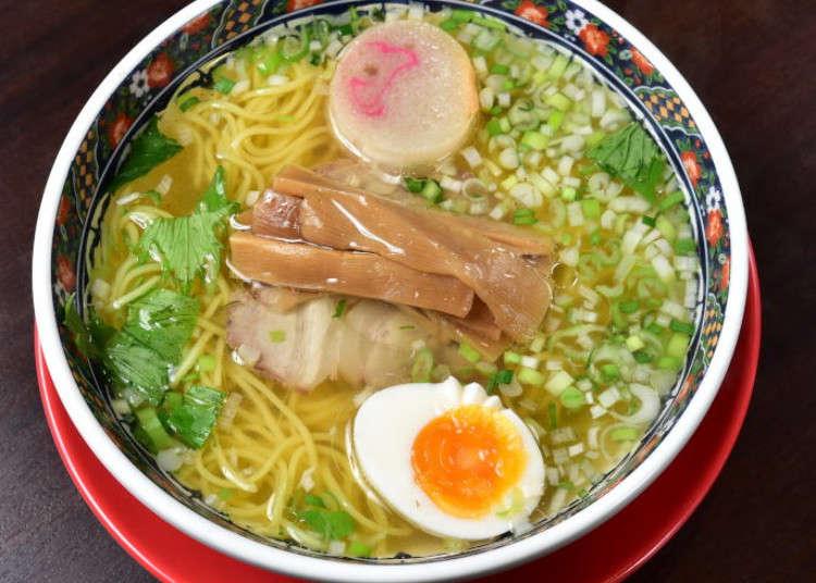 Hakodate Ramen: 3 Must-Try 'Shio' Ramen Shops That'll Make You Never Want To Leave Japan!