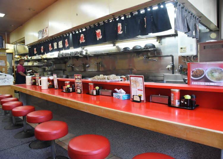 1. Hakodate Ramen Horan: Popular shio ramen shop with locals