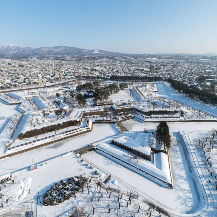 These 5 Spots in Japan's North Will Make You Fall in Love With Hakodate