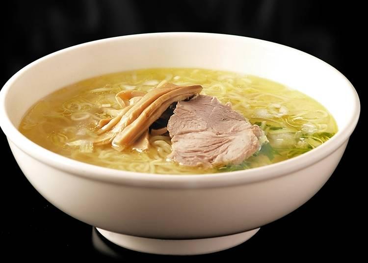 北海道傳統風味~函館拉麵