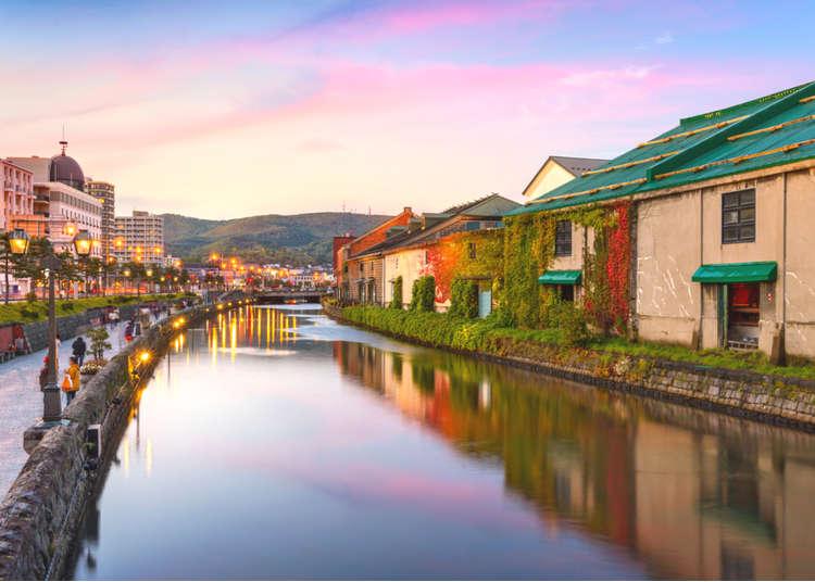 【小樽指南】想體驗北海道的浪漫歷史風情就來這裡吧!小樽必去景點5選